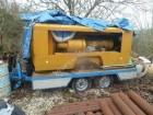 matériel de chantier compresseur Ingersoll rand occasion