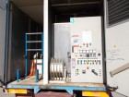 matériel de chantier groupe électrogène Mecc Alte occasion