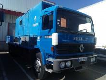 mezzo da cantiere gruppo elettrogeno Renault