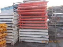 used Peri formwork construction