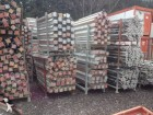 used Ischebeck formwork construction