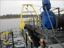 Ova Suction dredger STOCZNIA KOŹLE PSR 150 construction