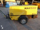 used Kaeser compressor construction