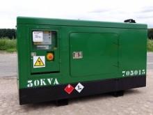 Himoinsa 30KVA Silent (IVECO ENGINE) construction