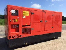 Himoinsa 200KVA SILENT (IVECO ENGINE) construction