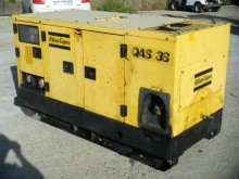 Atlas Copco QAS 38 construction