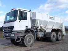 Mercedes ACTROS 3332 6X6 (PANIEN PR16 SOIL SPRAYER) construction