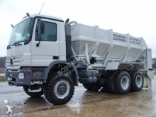 Mercedes ACTROS 3332 6X6 NEW PANIEN SOIL SPRAYER construction