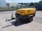 Atlas Copco XAS 97 construction