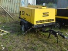 Atlas Copco XAS 65 construction