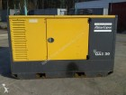 Atlas Copco 24 kW, QAS 30 construction
