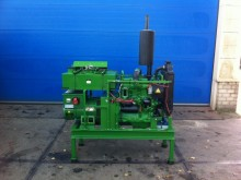 material de obra John Deere / Leroy Somer 25 kVA generatorset