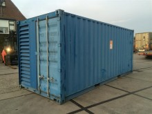 Scania Leroy Somer 250 kVA Supersilent in container construction
