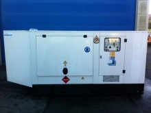 John Deere Stamford 200 kVA Supersilent construction