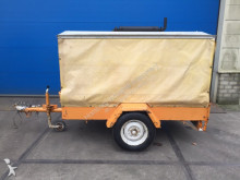 Lister 13.5 kVA mobile trailer construction