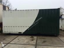 mezzo da cantiere Deutz 250 kVA in 20 ft container