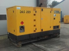 Atlas Copco QAS 228 - 220 kVA Supersilent construction