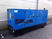 John Deere Stamford 160 kVA Supersilent construction