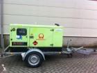mezzo da cantiere Deutz Mecc Alte Spa 40 kVA supersilent mobiele uitvoer