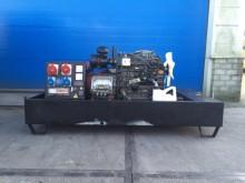 material de obra Yanmar Mecc Alte Spa 20 kVA generatorset
