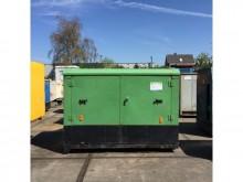 mezzo da cantiere Deutz 912 - 30 kVA Silent generatorset