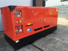 Iveco Stamford 220 kVA Supersilent construction