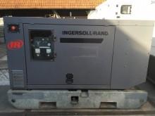 material de obra Ingersoll rand Mitsubishi 20 kVA Supersilent