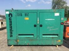 matériel de chantier groupe électrogène Cummins occasion