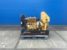 Olympian Lister 17,5 kVA generatorset construction