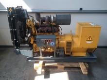 material de obra John Deere 65 kVA generatorset