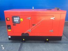 used Yanmar generator construction