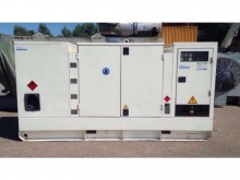 Atlas Copco QAS 278 (275 kVA supersilent) construction