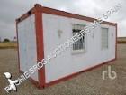 used Containex bungalow