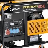 new Lumag generator construction