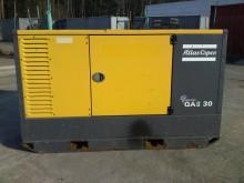used Atlas Copco generator construction