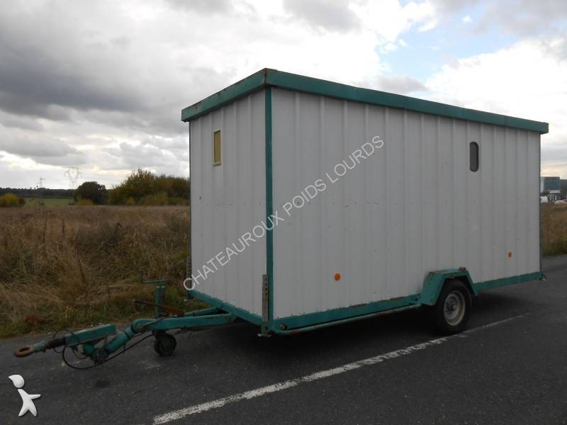 bungalow occasion courant cabane de chantier annonce n 1793758. Black Bedroom Furniture Sets. Home Design Ideas