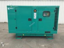 material de obra Cummins C33D5 - 33 kVA