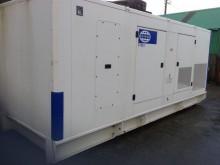 FG Wilson 700 KVA Perkins Generator NEW construction