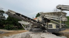 used Metso Minerals other construction