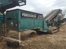 matériel de chantier Powerscreen Chieftain 1400