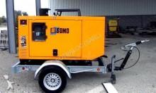 SDMO Groupe Électrogène construction