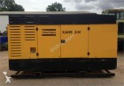 Atlas Copco XAHS 306 MD Luftkompressor 6Zylinder/166KW/12Bar construction
