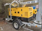 Atlas Copco QAS18YDS Light tower construction