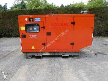 used John Deere generator construction