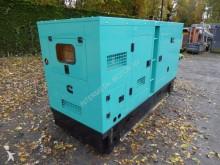 Cummins generator construction