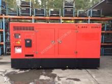 used Scania generator construction