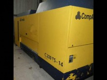 Compair C 200TS-14 construction