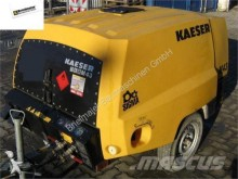 Kaeser M 43 PE Kompressor construction