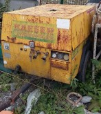 used Kaeser compressor construction