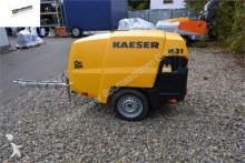 Kaeser M 31 PE Kompressor construction